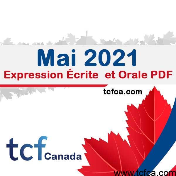 TCF Canada Sujets